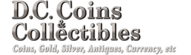 D.C. Coins and Collectibles